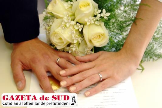 Înainte de căsătoria civilă, tinerii trebuie să aleagă tipul de convenţie matrimonială