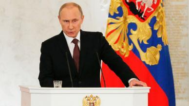 Vladimir Putin (Foto: rt.com)