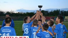 """Juniorii de la Energia au câștigat Memorialul """"Gigi Georgescu"""""""