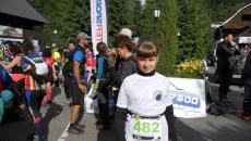 Daiana Popa a alergat în cursa de șapte kilometri