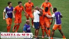 Olandezii și-au confirmat statutul de favoriți în jocul cu Mexic din optimi