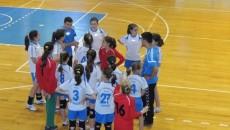 Jucătoarele de la Universitatea FEFS Craiova au avut o prestație bună la Târgu Mureș
