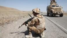 Retragerea militarilor români din Afganistan, o bătaie de joc (Foto: realitatea.net)