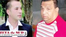 Avocatul Bogdan Mitrache (stânga) este judecat pentru comiterea infracțiunii de trafic de influență după ce a fost denunțat de fratele lui Bercea Mondial