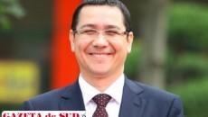 Cei doi morţi în inundaţii fac parte acum din actul fondator al campaniei lui Ponta