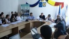 Întâlnire de lucru a Consiliul Judeţean Gorj