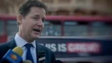 Nick Clegg, vicepremierul britanic (Foto: Agerpres)