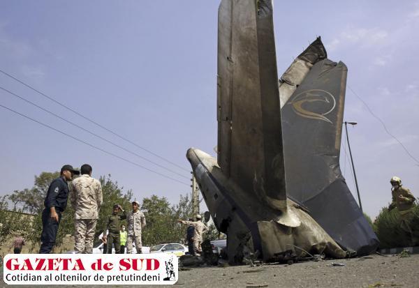 Teheranul a recunoscut sâmbătă că o unitate antiaeriană a Gardienilor Revoluţiei a doborât din greşeală avionul companiei Ukrainian Airlines