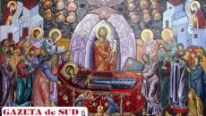 Adormirea Maicii Domnului, prăznuită pe 15 august, reprezintă cea mai importantă sărbătoare închinată Sfintei Maria (Foto: cotidianul.ro)