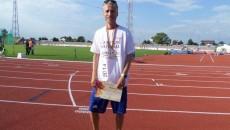 Marius Ionescu nu a putut încheia cursa de maraton de la Campionatul European