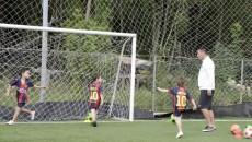 Mircea Ilie se poate considera un antrenor norocos. Toţi elevii săi îşi doresc să ajungă ca Messi