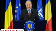 Traian Băsescu: Rămânem alături de Ucraina (Foto: presidency.ro)
