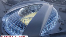 Noul stadion ar urma să coste 55 de milioane de euro