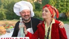 Mircea Groza şi Elena Ivanca