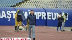 Dan Oprescu vrea un rezultat pozitiv la Târlungeni