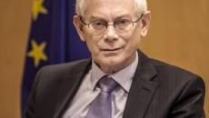 Herman Van Rompuy: Consiliul European este pregătit să ia noi măsuri pe fondul escaladării situaţiei din Ucraina