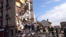 Peste 150 de pompieri au fost mobilizați și la fața locului