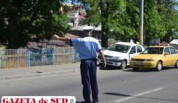 Poliţiştii şi-au îndreptat atenţia către şoferii care nu acordă prioritate pe trecea de pietoni şi au aplicat mai multe amenzi