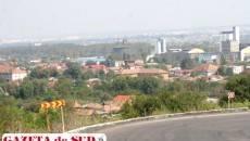 Comuna Podari, văzută de sus