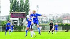 Jucătoarele de la Real Craiova au doar un punct după trei etape disputate