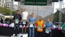 Marius Bușcă s-a impus la categoria de vârstă 35-49 de ani