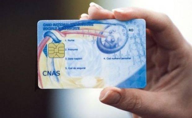 Cardul de sănătate va fi activat la cabinetul medicului de familie