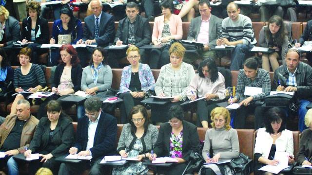 Directorii unităților de învățământ