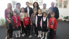 """Copiii Centrului social multifuncțional """"Best Life"""" au vizitat o expoziţie găzduită de Centrul Județean pentru Conservarea și Promovarea Culturii Tradiționale Dolj"""