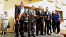 Astăzi s-a inaugurat deschiderea Serviciului Public de Evidenţă a Persoanelor Teasc