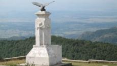 Vulturul din bronz din Poiana lui Mihai (Foto:adevarul.ro)