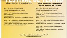 Afis 14-16 oct 2014 festival teatru