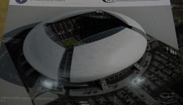 Proiectul stadionului care urmează să se construiască la Craiova a fost prezentat azi