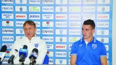 Emil Săndoi şi Alex Mateiu sunt conştienţi că FC Braşov este o echipă imprevizibilă, dar consideră că pot obţine un rezultat pozitiv în Ardeal