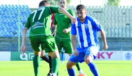 Dacian Varga s-a zbătut mult în atac, dar a greşit grav într-o fază defensivă