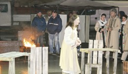 Puțini craioveni s-au încumetat să meargă la Festivalul Haiducilor organizat săptămâna trecută în centrul orașului