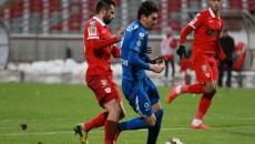 """Mihai Roman a reuşit """"dubla"""" în """"Groapă"""", dar punctele au ajuns în contul lui Dinamo"""