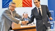 Mircea Sandu nu a avut liniște deloc de când a venit la federație Răzvan Burleanu (foto: gsp)
