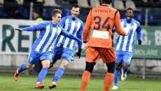 Bogdan Vătăjelu a marcat un gol superb cu Braşovul