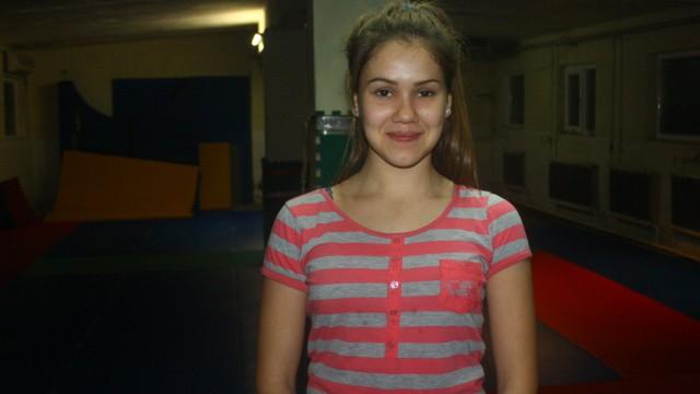 Andreea Vrejoiu este pasionată de judo și a obținut numeroase medalii