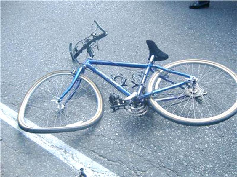 Biciclist accidentat mortal în comuna vâlceană Tetoiu