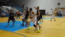 Bozovic (în alb) şi colegii săi au câştigat partida cu U Cluj după un final de infarct
