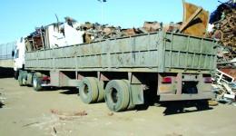 Firma Marchin Trans SRL deține două depozite de fier vechi, dar și unul de materiale de construcție și o stație de beton