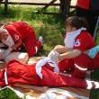"""Aproximativ 4.000 de tineri vor învăţa să acorde primul ajutor în cadrul campaniei """"Fii informat! Fii voluntar! Fii Crucea Roşie!"""" (Foto: crucearosie.ro)"""