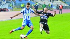 """În 2013, """"Ion Oblemenco"""" a găzduit o confruntare inedită: CS Universitatea Craiova - FC Universitatea Craiova"""