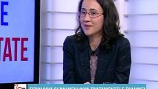 Medicul specialist în recuperare medicală Nicoleta Oțăl spune că hernia de disc este o boală frecvent întâlnită