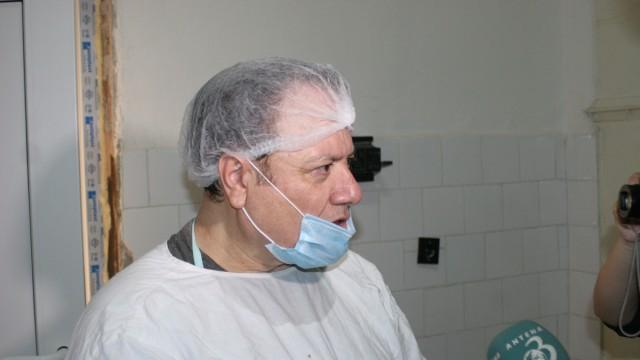 Khalil Barham a fost condamnat la începutul acestui an la trei ani de închisoare pentru luare de mită