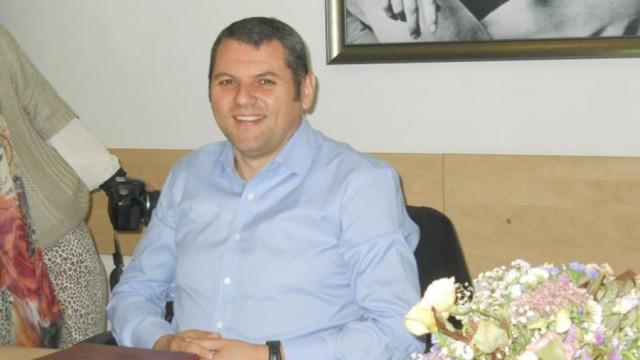 Laurenţiu Dan, şeful Direcţiei de Evidenţă a Persoanelor Târgu Jiu