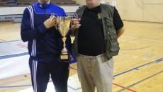 Liviu Dragomir a cucerit trofeul la Belgrad, făcându-l mândru pe antrenorul Dumitru Popescu