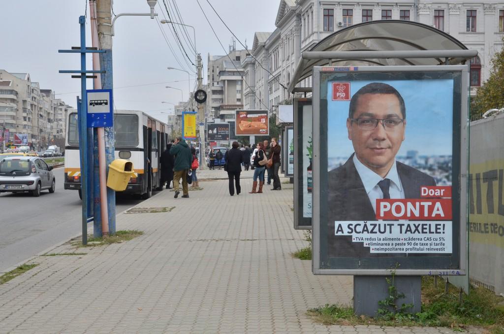 Doar Ponta a scăzut taxele
