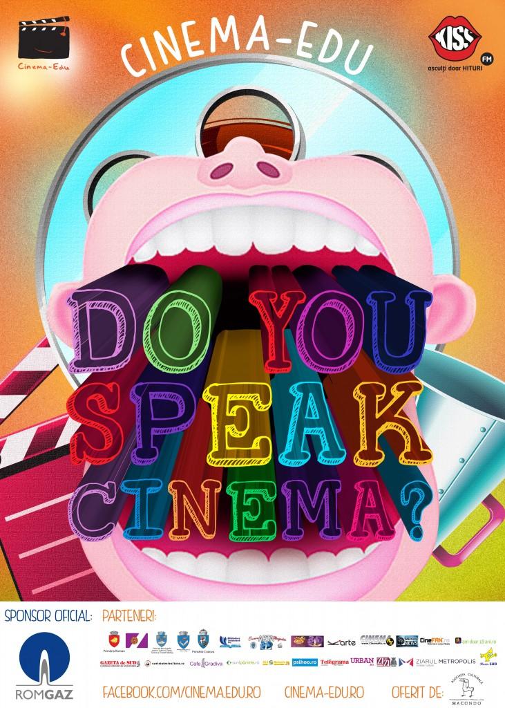 Liceenii craioveni se vor putea bucura de proiecţii de film şi de educaţie cinematografică, în mod gratuit